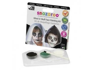 SNAZAROO GHOST/SKULL THEME  PACK